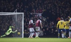 West Ham United v Arsenal - Barclays Premier League