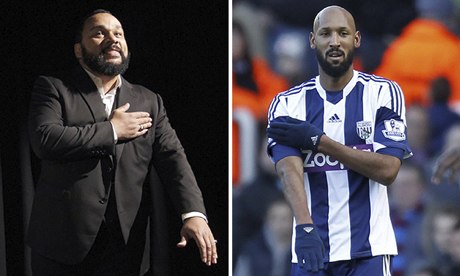 Anelka hits back on Facebook at his FA quenelle charge, argues a French Jewish expert says its not anti Semitic