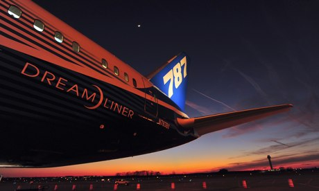 Battle for the future of the skies: Boeing 787 Dreamliner v Airbus A380