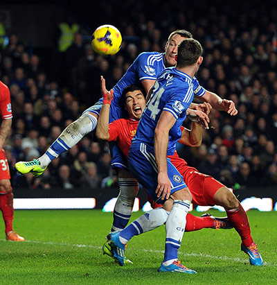 chelsea.: Chelsea v Liverpool - Premier League