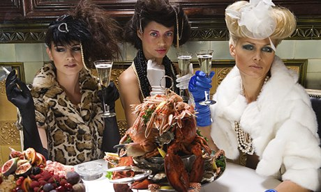 Why posh restaurants are wasted on the rich