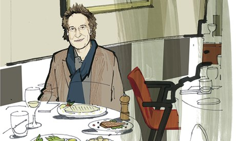 Ray Davies at Villa Blanca in North London