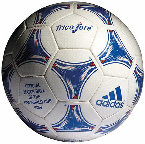old balls: 1998 Ticolore