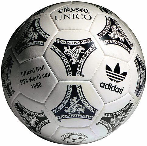old balls: 1990 Etrusco Unico