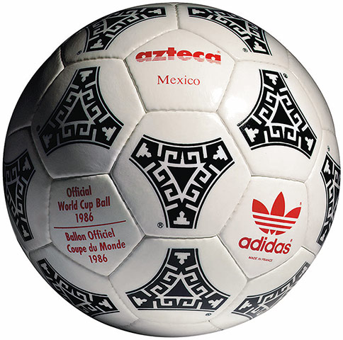 old balls: 1986 Mexico Ball