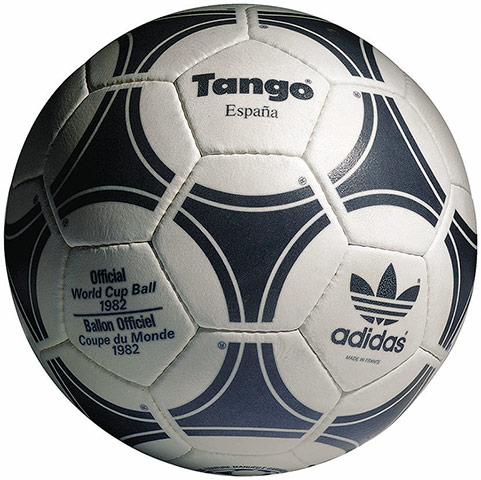 old balls: 1982 Espana