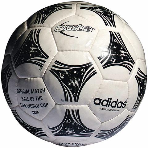 old balls: 1994 Questra