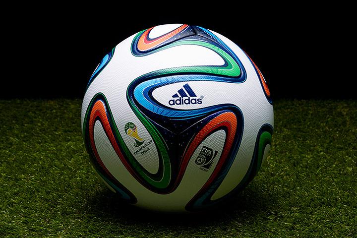 old balls: 2014 Brazuca