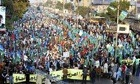 Karachi drone protests