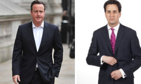 Cameron v Miliband: what wil be their message?