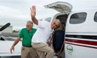 Key West mayor flight