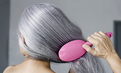 Beautiful Silver Grey Hair Have Beautiful Grey Hair