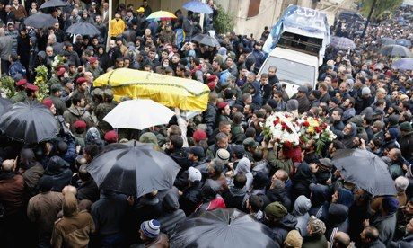 Hezbollah suffers heaviest blow in years as commander is shot dead in Beirut...
