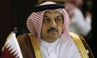 Political solution to Syrian war does not interest Assad, says Qatari minister