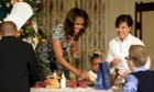 Obama christmas tree