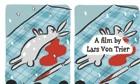 Stephen Collins cartoon: rabbit and bear