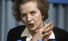 MARGARET THATCHER - 1983