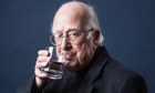 Nobel prizewinning particle physicist Peter Higgs
