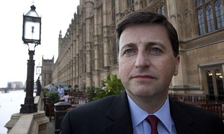 Election mastermind: Douglas Alexander, L