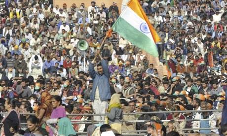 India's Congress party suffers local election 'meltdown'...
