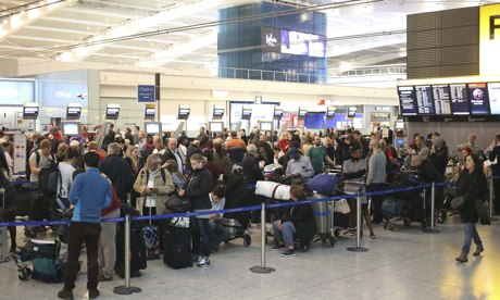 UK flights return to normal after air traffic control glitch...