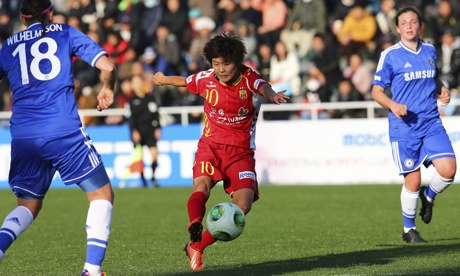 INAC Kobe Leonessa 4-2 Chelsea Ladies | International Women's Club Championship match report