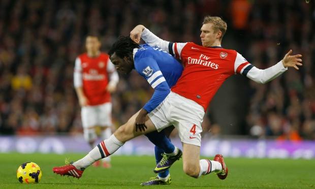 Arsenal v Everton - live! | Ian McCourt...