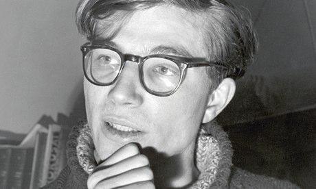 Colin Wilson in 1957.