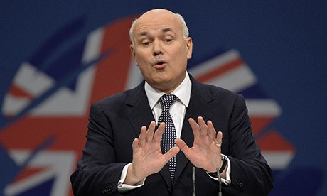 Iain Duncan Smith welfare cap helping end benefit dependency