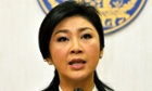 Thailand's PM Yingluck Shinawatra dissolves parliament after protests