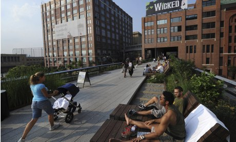 New York's High Line hit by hardy cockroaches never before seen in US...