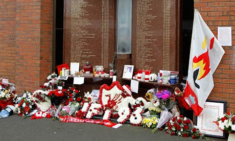 Hillsborough tributes