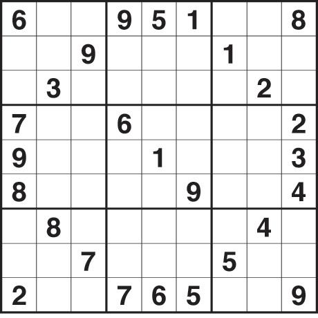Sudoku 2,419