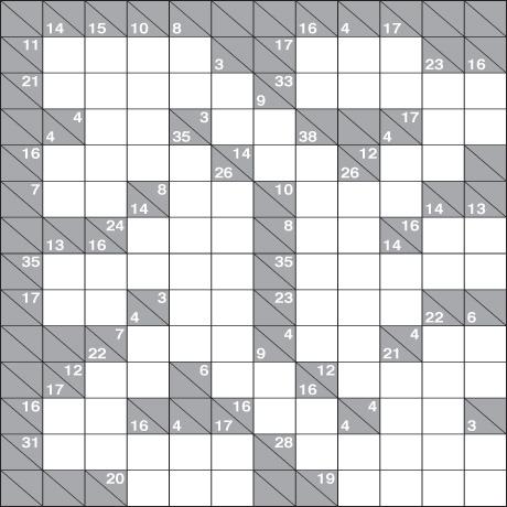 Kakuro 1,331 medium