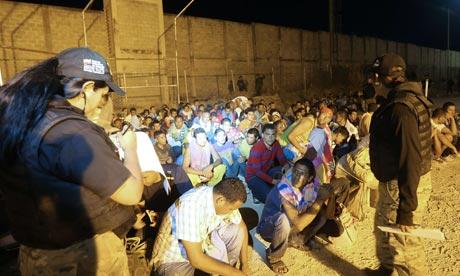Uribana prison, Venezuela