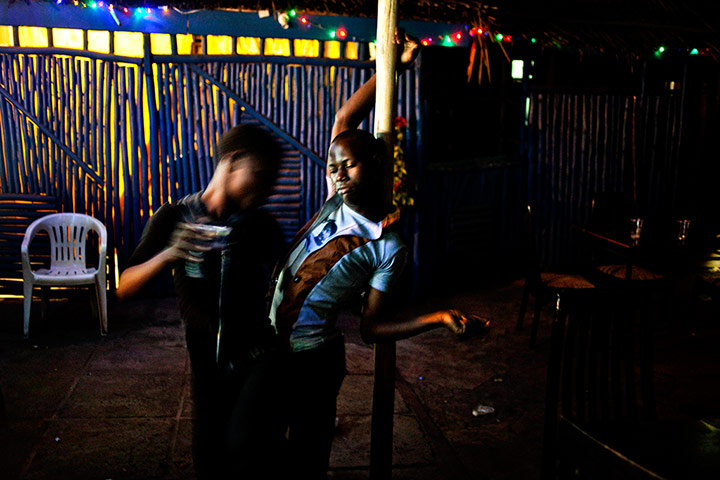 Uganda: gay-friendly bar