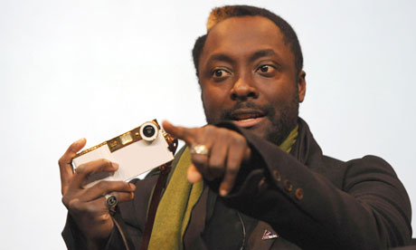 Will.i.am says he is encouraging a 'movement, an aesthetic, around