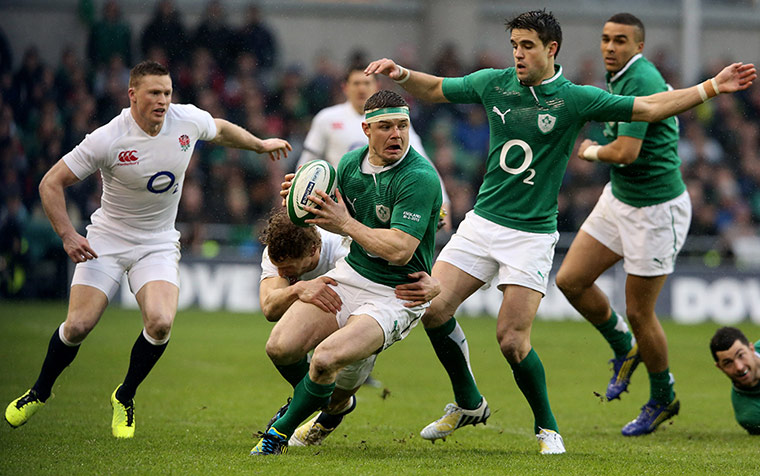 rugby3: Ireland v England - RBS Six Nations