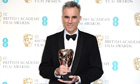 Daniel Day-Lewis Baftas best actor Lincoln