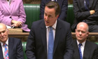 David Cameron horsemeat scandal Commons statement
