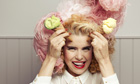 Paloma Faith at Gelato Gusto, Brighton on 4 February 2013