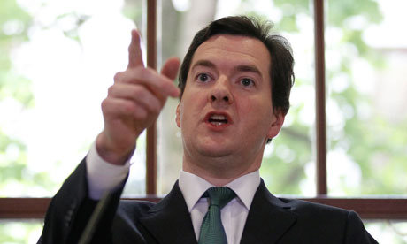 George Osborne Announces New Fiscal Watchdog