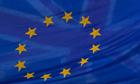 European Union flag A-level textbooks