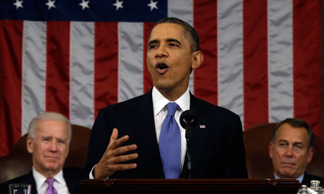Barack Obama state of the union