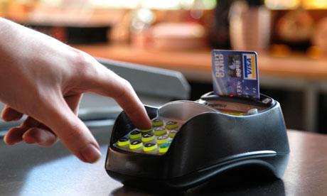 debit machine for small business
