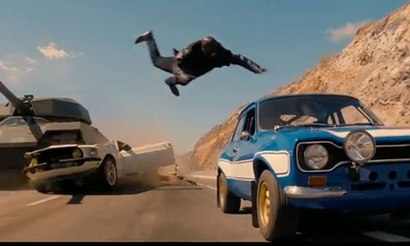 Snap Review of Fast and Furious 6
