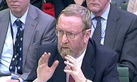 Professor John Beddington, government chief scientific adviser