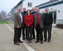 EA visit to Lancaster Cohousing