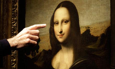 Mona Lisa Joven