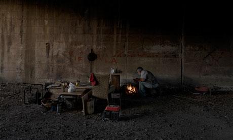 The Garden: Alessandro Imbriaco photographs one family's exile to ...